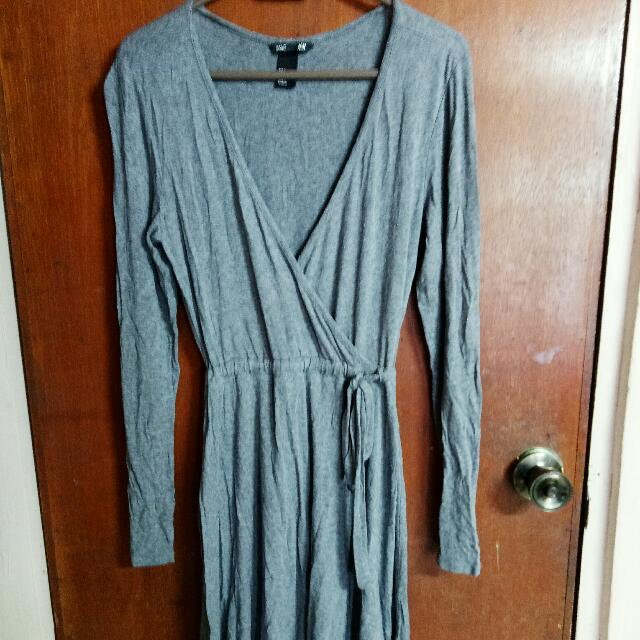 H&M Wrap Around Dress