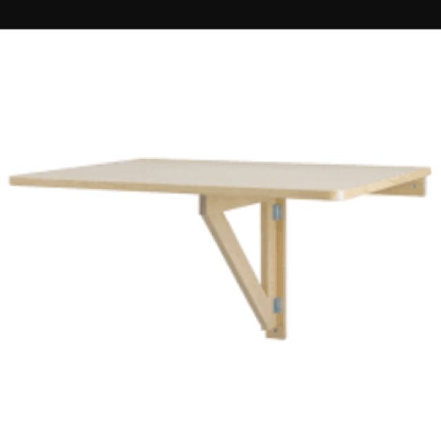Ikea Fold Down Leaf Table