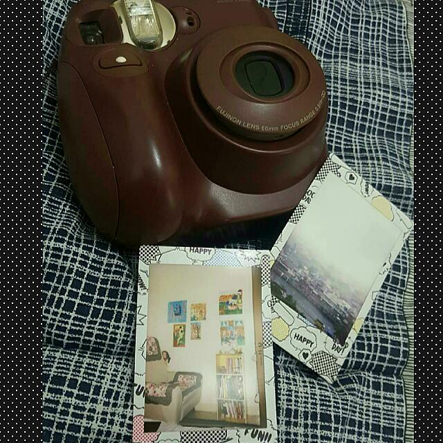 Instax 7s Fujifilm