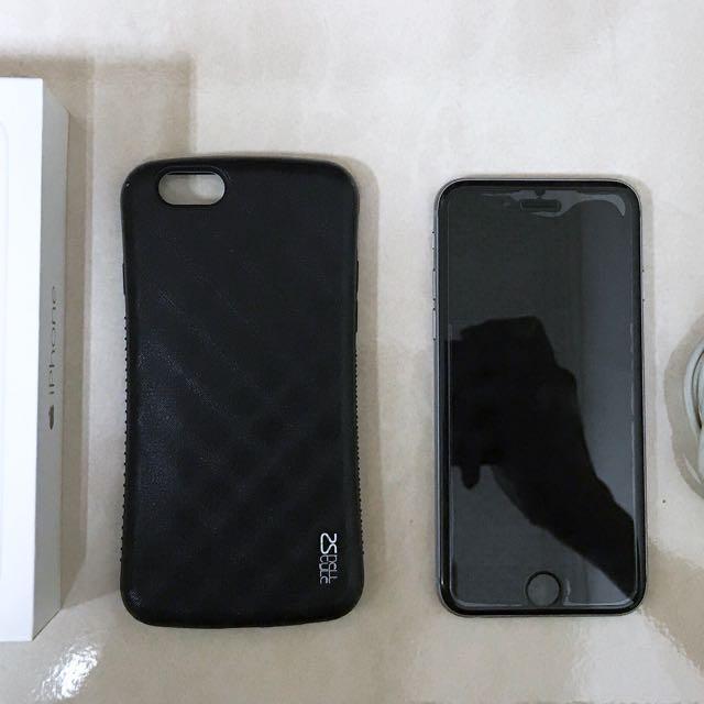 Iphone6 64g銀色