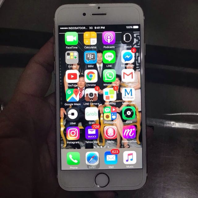 iPhone 6 128Gb Gold, SG Global