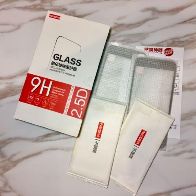 iphone 6 全屏玻璃貼 軟邊 黑色