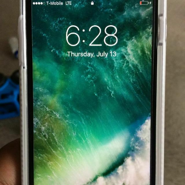 Iphone 7 Plus Black Unlocked 128gb