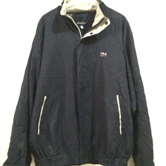 Jaket fila golf