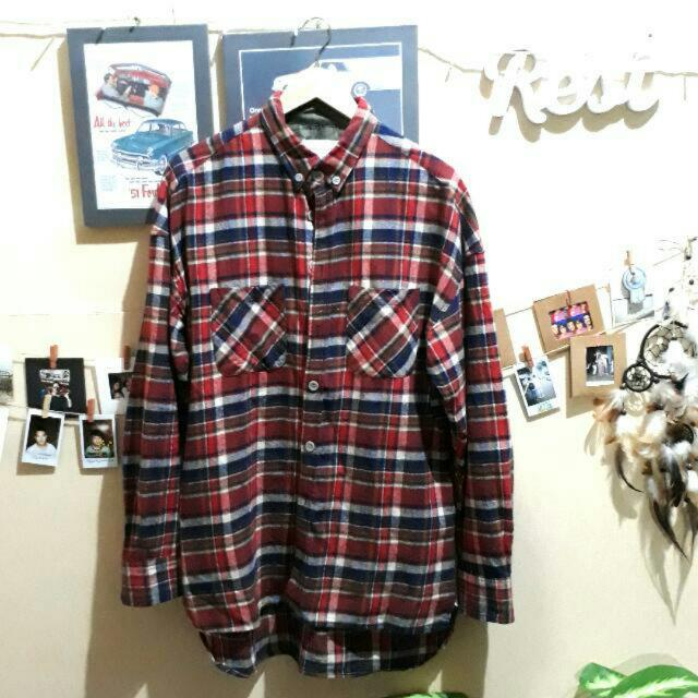 JUAL FEAR OF GOD SHIRT 4TH COLLECTION