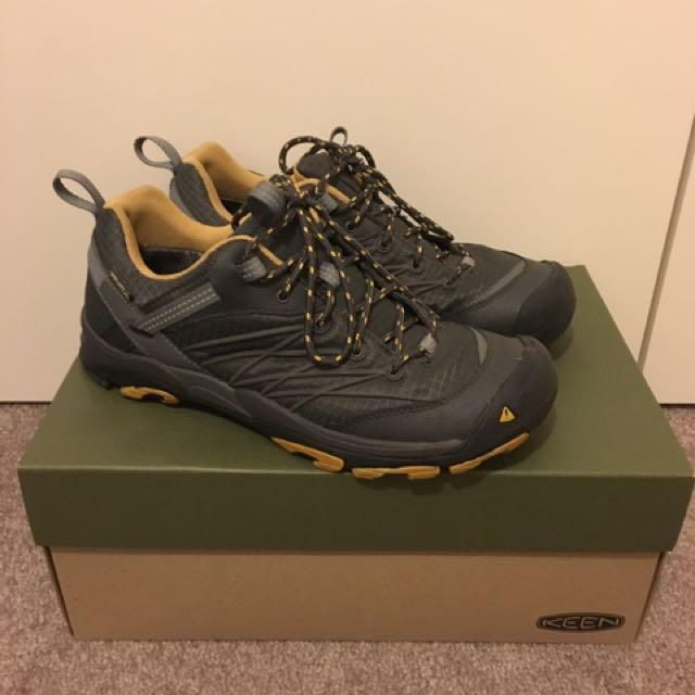 KEEN Marshall Waterproof Hiking Shoes