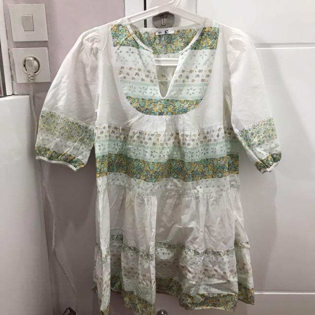 Korean Brand White Shirt
