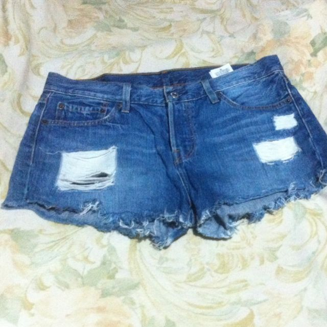 Levis Short Authentic