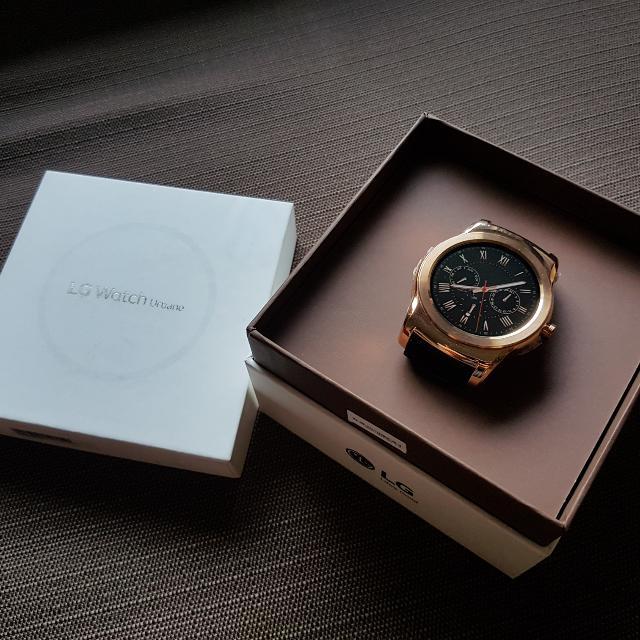 LG Watch Urbane (Rose Gold)