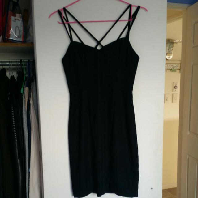 Max Body Con Dress Size 8