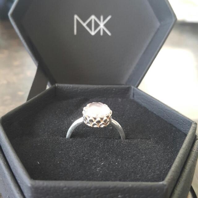 Meadow Lark Mini Protea Ring