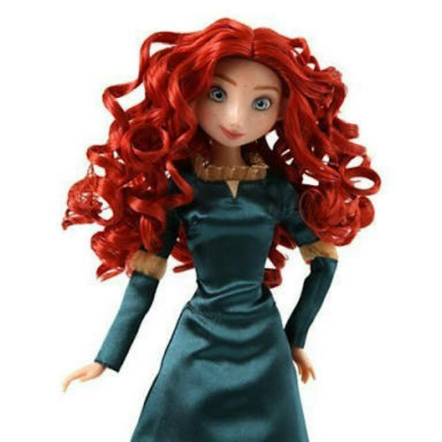 Merida Classic Doll 12 Inches - Disney Brave
