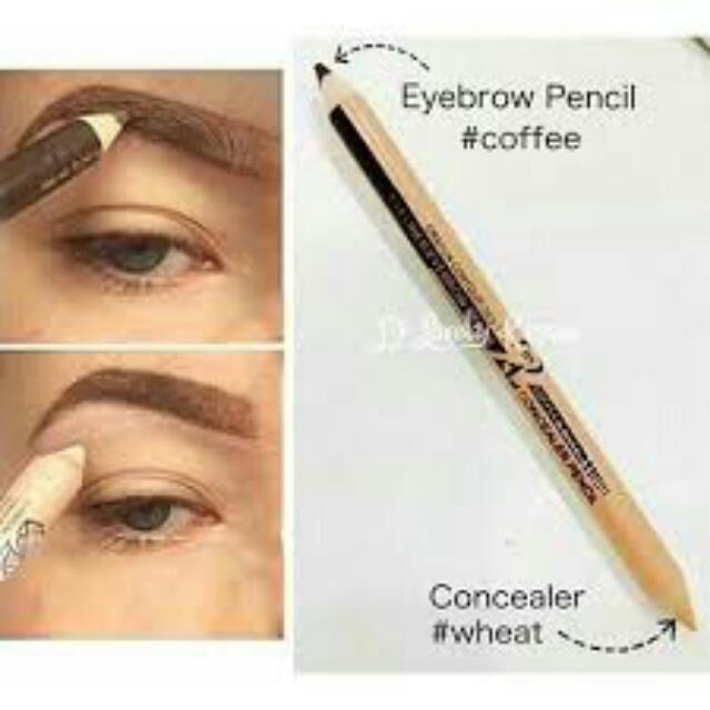 M.n Coffee and Wheat eyeliner/eyebrow and concealer (On Hand)