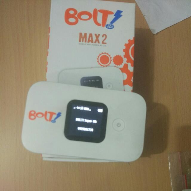 Modem Bolt 4G MAX 2