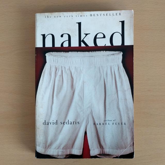 """""""Naked"""" (David Sedaris)"""