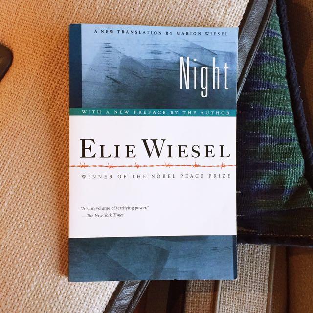 Night By Elie Wiesel