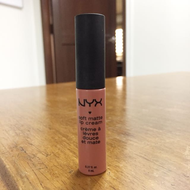 NYX soft matte cream in Stockholm (Authentic)