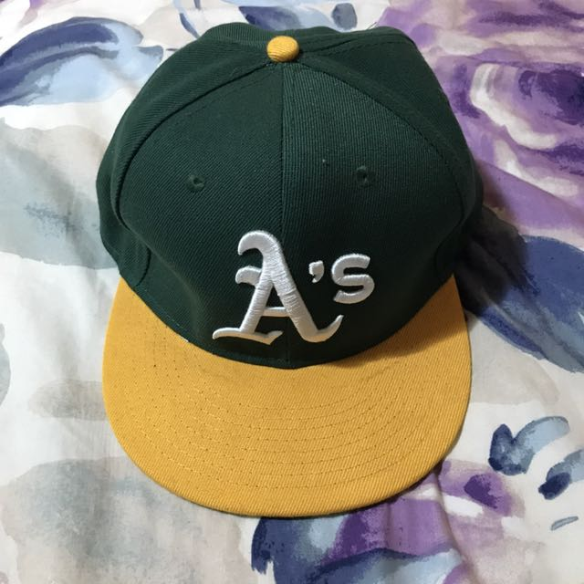 Oakland Athletics A's Baseball Cap