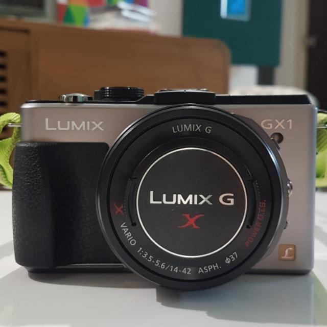 panasonic lumix gx1 16 megapixels micro 4 3 four thirds compact rh sg carousell com panasonic lumix dmc-gx1 user manual panasonic gx1 user guide