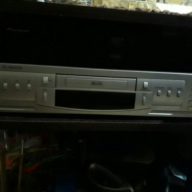 Pensonic DVD Player