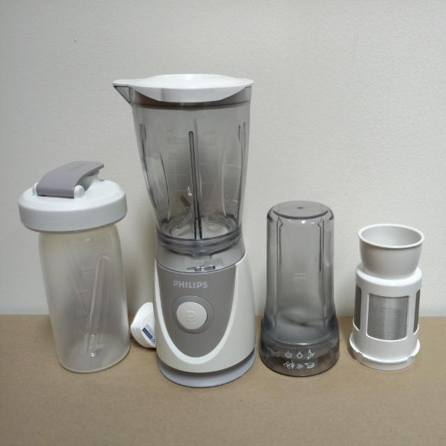 philips mini blender hr2874 home appliances on carousell