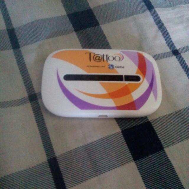 Pocket WiFi ( Globe Locked )
