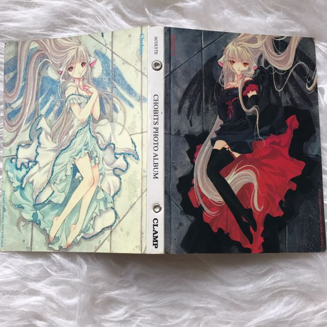 Photo Album + Post Card Chobits