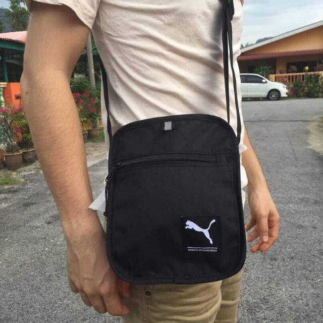 62f6c8cc2d4 Puma Sling Bag, Men's Fashion, Bags & Wallets on Carousell