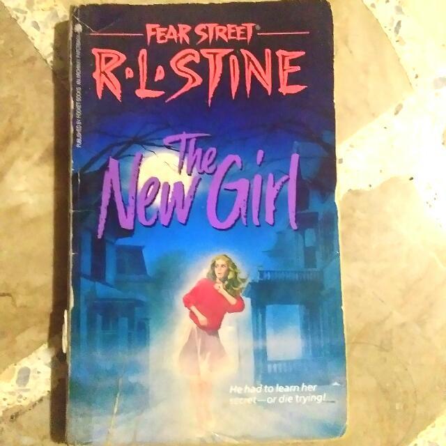 R. L. Stine Fear Street #1: The New Girl