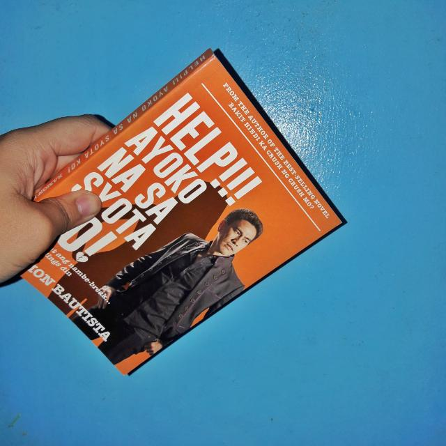 Ramon Bautista Books (Pls SWIPE!)