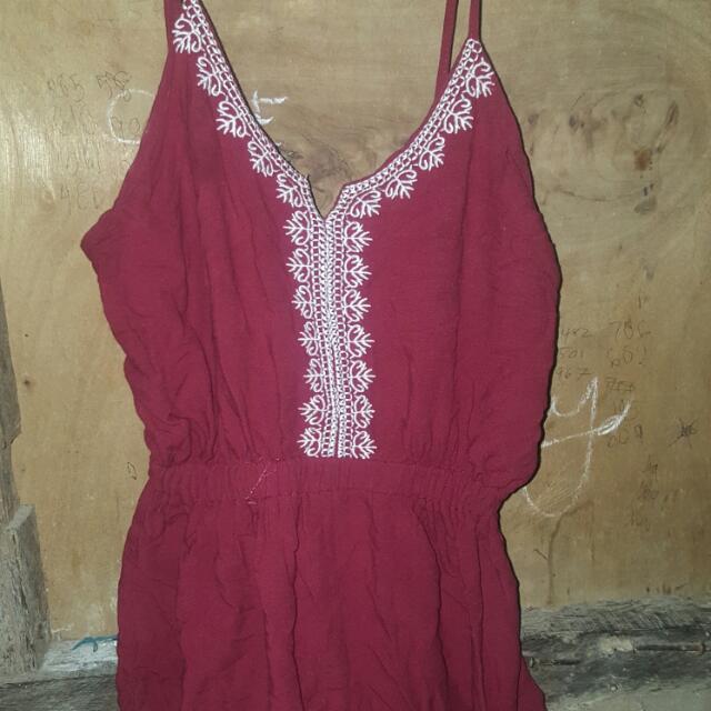Ramper Dress