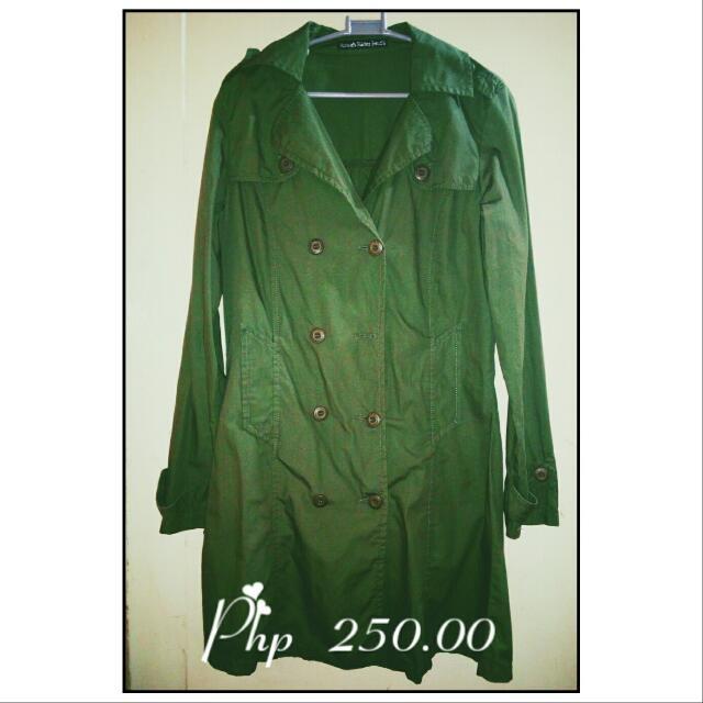 RRJ Green Dress