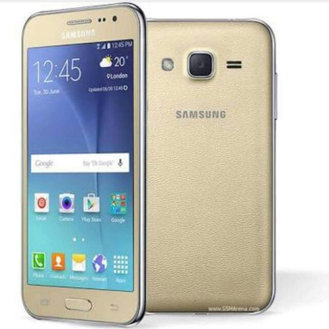 Rush Sale Samsung J200 (Brand New)