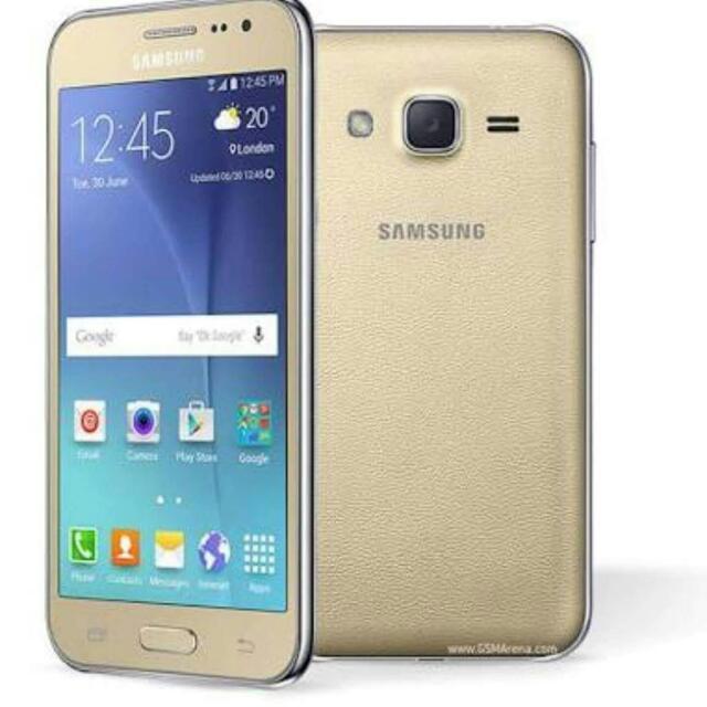 Rush Sale Samsung J200(brand New)