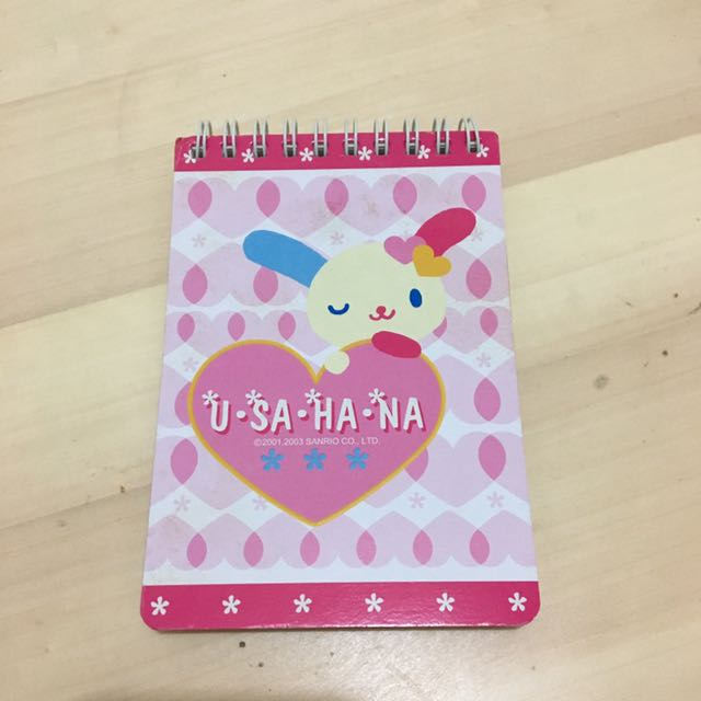 Sanrio Notes Japan