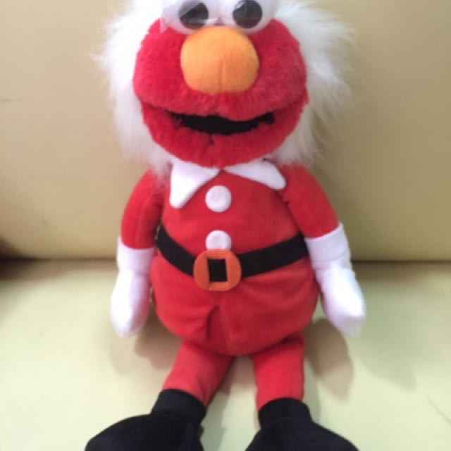 Santa Elmo in Red (Limited) Stuff Toy