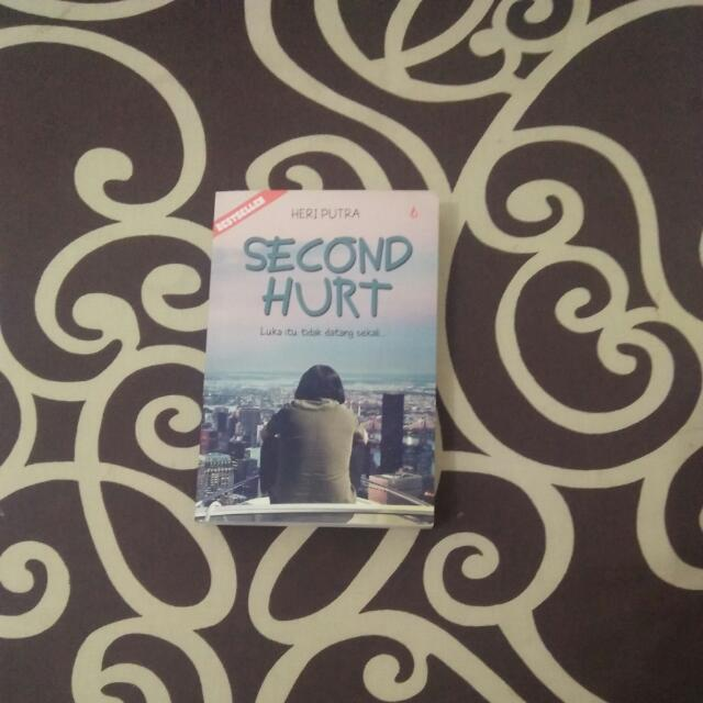 SECOND HURT - HERI PUTRA