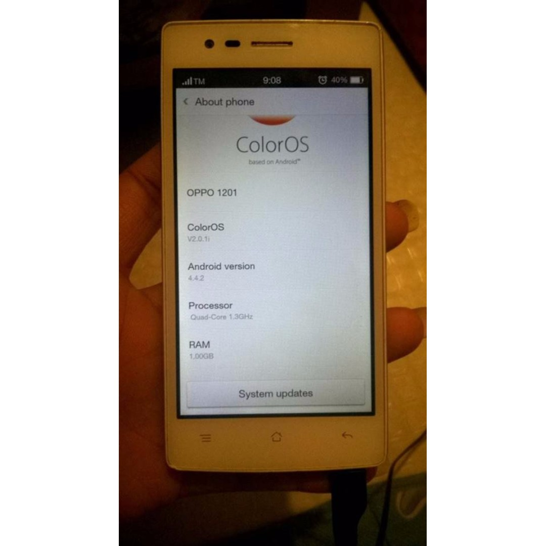 Selling OPPO 1201