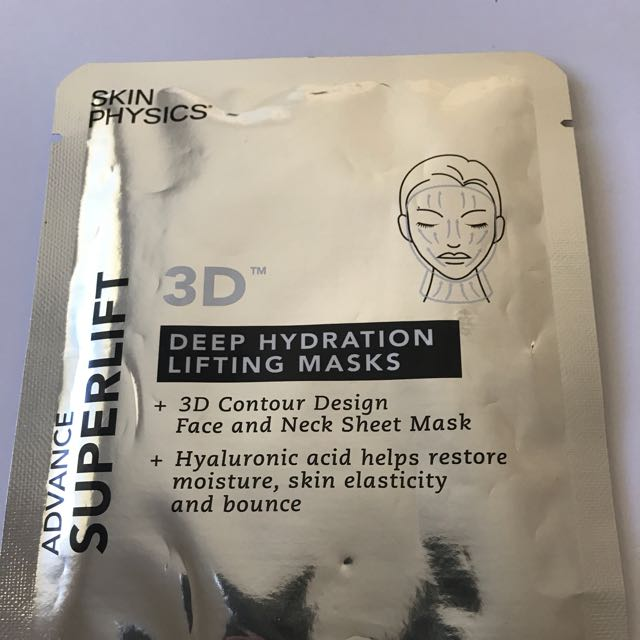 SKIN PYSICS Deep Hydration Mask