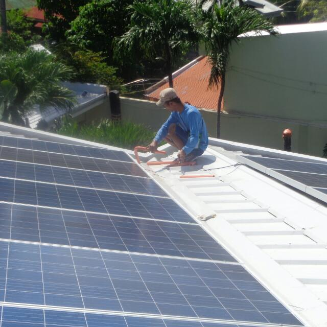 Solar Panels And Inverters