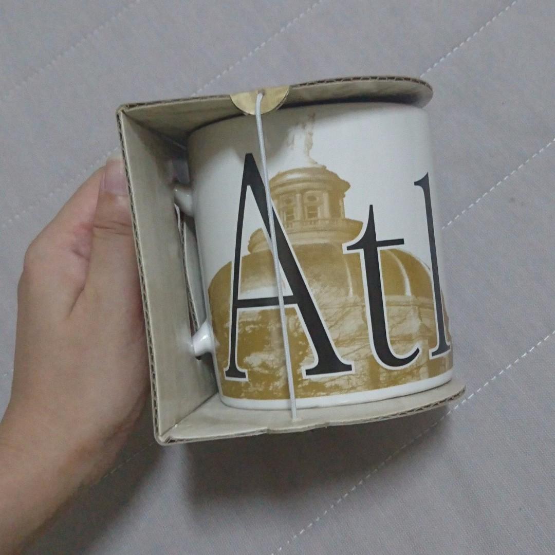 Starbucks City Mug_ 星巴克絕版老杯1994年- 亞特蘭大