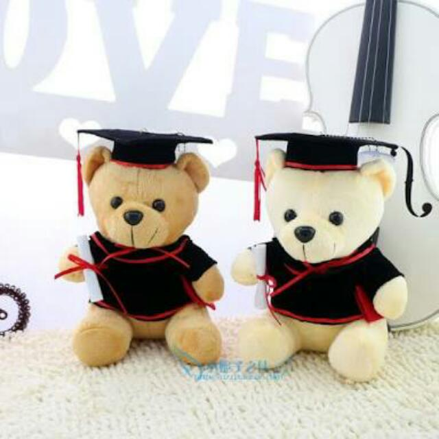 Teddy Bear Graduation