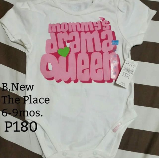 THE PLACE ONESIE