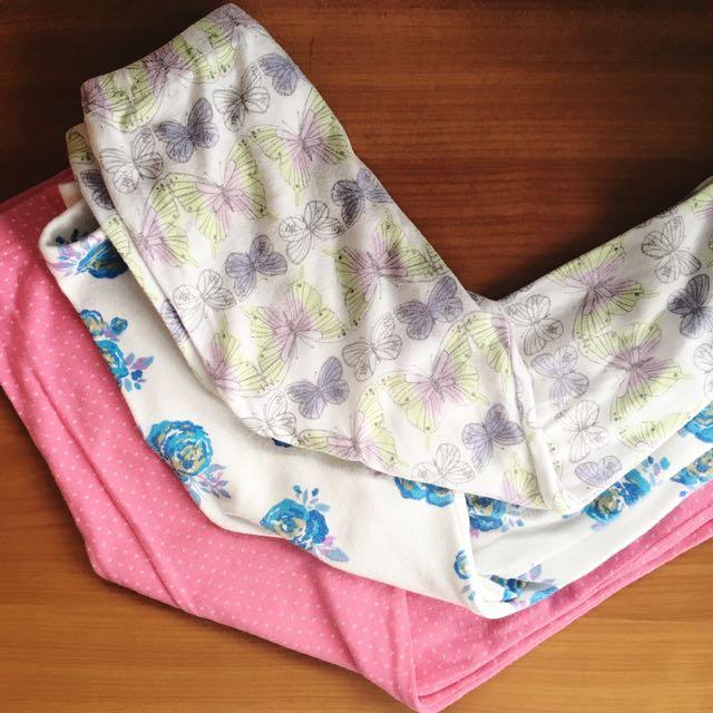Toddler Girl Leggings Bundle