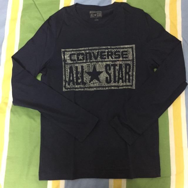 Tshirt Converse All Star Navy