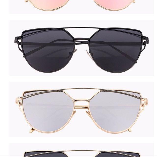 Twin Beam Californian Sunglasses Brand New