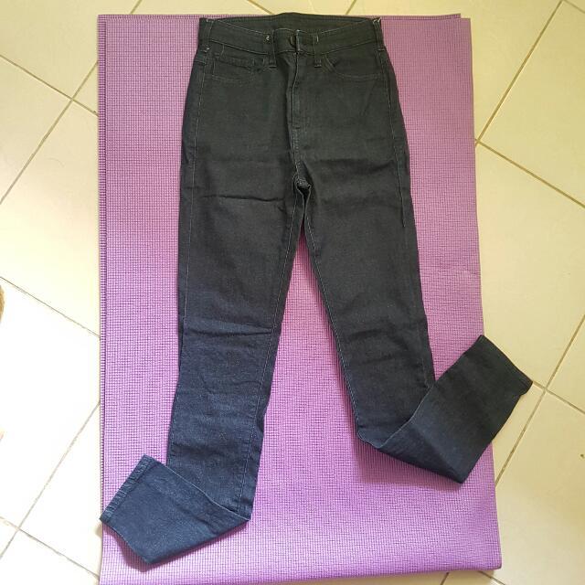 Uniqlo Highwaisted Jeans