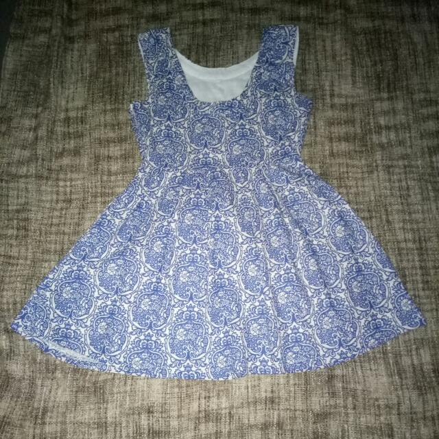 Valley Girl Skater dress size 12