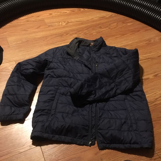 Vintage Blue Jacket