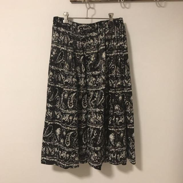 Vintage Nelly de Grab Skirt - Size 10